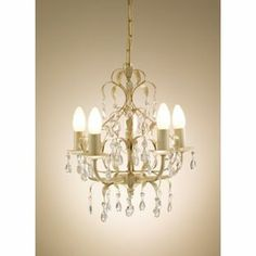 Marie Therese Chandelier from Homebase.co.uk | Interior Design ...