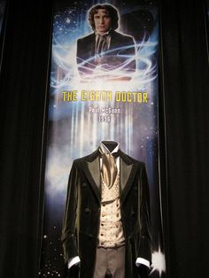 The 8th Doctor's costume | Flickr - Photo Sharing!