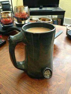 Check out http://www.coffeemugbong.com/ for more information on Coffee Mug Bong Coffee Mug Pipe.