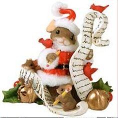 Charming Tails CHRISTMAS - 2007 - JOHAYDEN