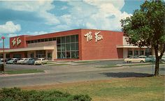 The Fair on Camp Bowie, Fort Worth Texas & Striplings Department Store http://www.pinterest.com/pin/376402481330548241/