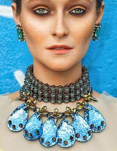 Mawi Jewellery SS 2014 Campaign | Adorn Jewellery Blog