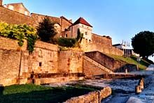 The Langres area and its 4 lakes : places of interest, holiday, cultural activities in the Haute-Marne District - gateway to Champagne and Burgundy regions