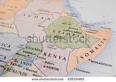 Foto, immagini e grafica d'archivio di Africa Map | Shutterstock
