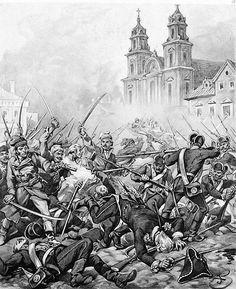 Варшавское восстание», Юлиуш Коссак, 1794 год 1