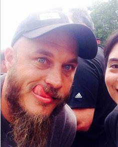 Vikings SDCC2014 - Travis Fimmel                                                                                                                                                                                 More