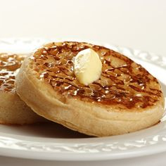 Easy AGA Crumpets