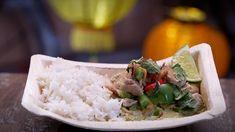 My Kitchen Rules Recipe - Henry & Anna's Thai Green Chicken Curry