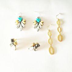 Cute #earrings from http://ift.tt/1LcuHvr