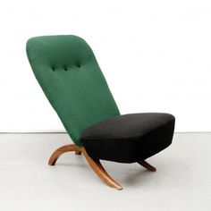 Located using retrostart.com > Congo Lounge Chair by Theo Ruth for Artifort