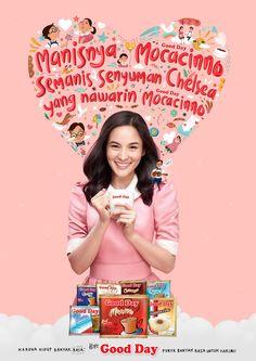 Kopi Goodday // Epic Sweetness // Print Ad on Behance