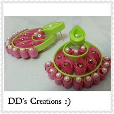 (1) Quilling Love