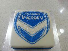 Melbourne Victory Logo cake