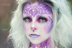 I got to photograph Colour Creep!!! eeee! (top 30 NYX face awards) #makeup #beauty