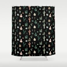 Sahara Night Shower Curtain