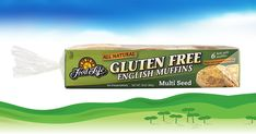 Food For Life's unique Wheat and Gluten Free Multi Seed English Muffins are specifically developed to be moist, flavorful and easy to use.     We believe in keeping things pure and simple.  These Gluten Free English muffins are made with your health in mind and contain only natural ingredients.  Food Safety and nutrition are extremely important to us at Food For Life, which is why we use only certified organic whole brown rice, organic seeds, filtered water and no added oil.  Further we use…