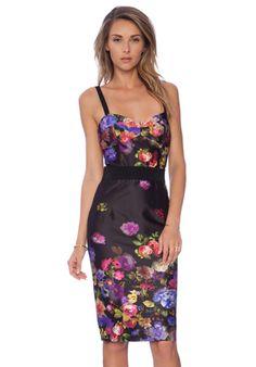 Bustier Strap Dress