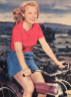 movielandscans:  June Allyson, Movies, February 1945