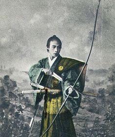 Samurai & Kyudo...