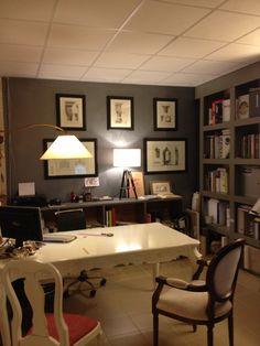 il mio ufficio nello showroom