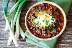 Beef chili recipe with black beans   Julia's Album