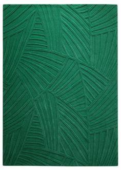 Palmia vloerkleed x groen - Esprit Green Carpet, Beige Carpet, Modern Carpet, Carpet Flooring, Rugs On Carpet, Diy Flooring, Childrens Rugs, Carpet Decor, Tapis Design