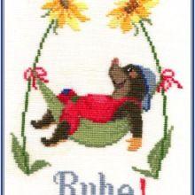 Gallery.ru / Лена Ленацилих Cross Stitch Patterns, Vegan, Christmas Ornaments, Holiday Decor, Punto De Cruz, Crocheting, Dots, Christmas Jewelry, Christmas Decorations