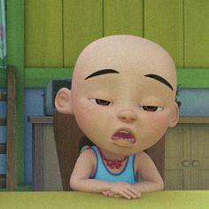 Cartoon Pics, Aesthetic Girl, Stitch, Humor, Memes, Face, Korea, Kpop, Random