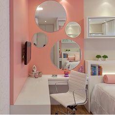 The Home Decor Guru – Interior Design For Bedrooms Home Decor Bedroom, Dream Rooms, Bedroom Decor, Girl Bedroom Designs, Home, Bedroom Inspirations, Bedroom Design, Home Decor, Room