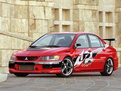 2003 Mitsubishi Lancer Evo VIII - Tokyo Drift (2006)