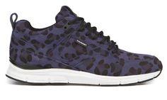 The 35 Lite SP: Blue Leopard/White