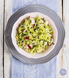 Sałatka z selera naciowego - Salad with celery http://kingaparuzel.pl/blog/?p=4673 #foody #love  #healthyfood