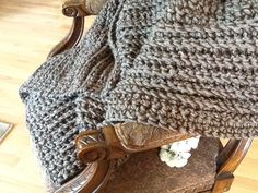 Afghan Crochet Patterns, Crochet Afghans, Chocolate Factory, Ravelry, Stitch, Color, Fashion, Moda, Full Stop