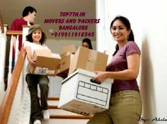 Best Movers and Packers Bangalore: Remove Shifting Problems by simply Employing Packe...