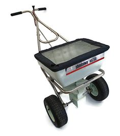 STAINLESS STEEL Commercial Push Broadcast SPREADER for Fertilizer Seed Sand Shindaiwa ** Check this awesome product by going to the link at the image.