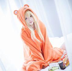 Himouto! Umaru-chan Umaru Doma Cosplay costume and wig comes from www.cosgalaxy.com Details:www.cosgalaxy.com/anime-cospla…