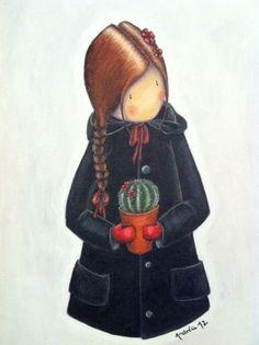 'Lula au Cactus' by Andréa JAUBERT