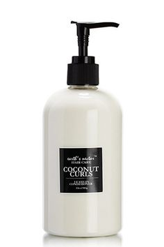 Earth's Nectar Coconut Curls Leave-In Conditioner. Now at Sephora, I want to try.