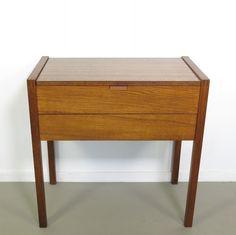 Vintage Sewing box, 1960s