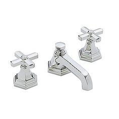 Kallista: For Town by Michael S Smith Basin Faucet Set, Cross Handles: P22731-00