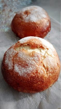 Pan Quemaó – DULCES FRIVOLIDADES Mexican Sweet Breads, I Foods, Baking Recipes, Tapas, Muffin, Food And Drink, Yummy Food, Sweets, Cooking