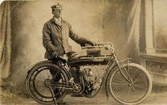 John Barthol of Richville, Mi circa 1911