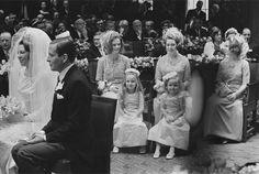huwelijk Beatrix en Claus, 10 maart 1966