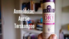 Anmeldelse: Aussie Tørshampoo på aseaofinspiration.blogspot.dk