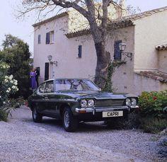 1972 Ford Capri | by Auto Clasico