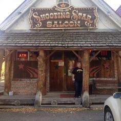 Saloon in Huntsville, Utah