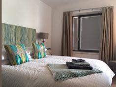 Show Flat in Bristol for Housing Association featuring Romo & Manuel Canovas fabrics