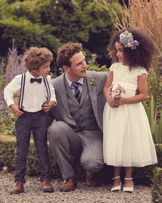 Adorable outfits for the smallest members of your party Yard Wedding, Boho Wedding, Dream Wedding, Wedding Stuff, Wedding Ideas Board, Wedding Inspiration, Wedding Planning, Autumn Wedding, Summer Wedding