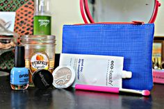 Ipsy Glam Bag review January 2015, Beauty