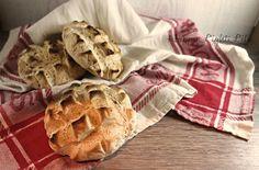Cosa cè di più buono dell'odore del pane fatto in casa!? Provate voi stessi un pane croccante all'esterno e morbido all'interno, provate il mio pane di riso